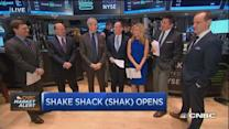 Shake Shack CEO talks IPO