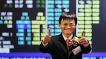 Jack Ma set to be one of the world's 20 richest?