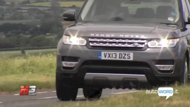 Video Range Rover Sport