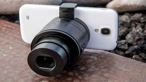Insane Device Turns Phone Into DSLR Camera