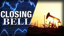 Closing Bell: Crude Oil Reclaims $43 Level; Stocks Edge Higher