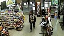 Suspects wanted in 9 Fayetteville robberies
