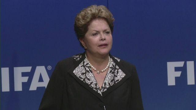 Rio to be 'Cup of all Cups', says Brazilian President