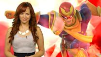 Escapist News Now: New Smash Bros Fighters Robin, Lucina, and Captain Falcon!