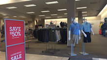 The Titanic of stores: Sears is 'set to sink' as stores close, executives flee, and the CFO admits the brand is falling short