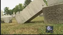 Investigation Stands Still In Jewish Cemetery Vandalism