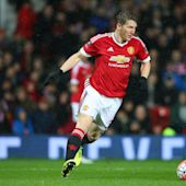 Bastian Schweinsteiger left out of Manchester United squad for Galatasaray friendly