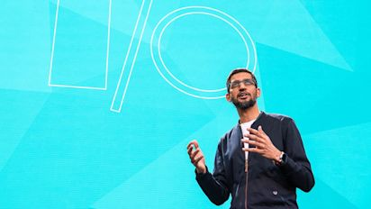 The big news out of Google's conference
