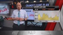 Cramer's game plan: Here's what to own ahead of the busiest week of earnings