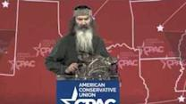 Phil Robertson Rants Against STDs, Speaks on Religion During CPAC