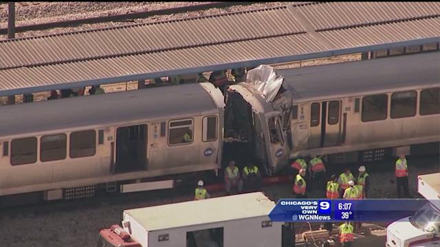 2 CTA workers suspended over railway crash