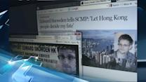 Breaking News Headlines: NSA Leaker Hunkers Down in Hong Kong -- for Now