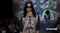 Style.com Fashion Shows - Anna Sui Spring 2015 Ready-to-Wear