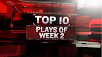 Top 10 plays of Week 2