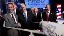 Ala. Gov.: Airbus plant will 'shape the future'