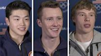 Three Team USA skaters share a fond memory of Dan Jansen