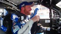 Best in-car audio from the GEICO 500