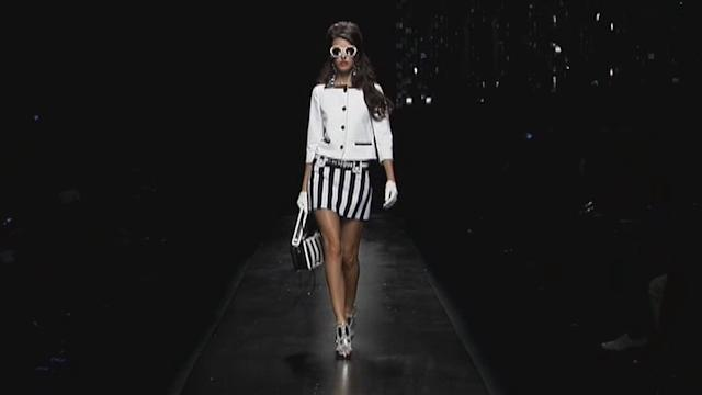 Moschino Milano Fashion Week P/E 2013
