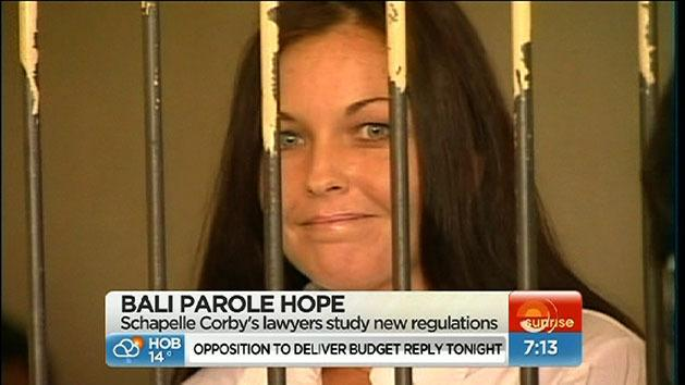 Schapelle Corby closer to parole