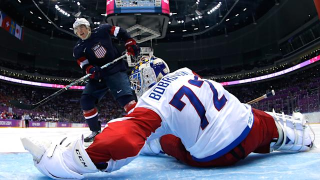 Who is T.J. Oshie?
