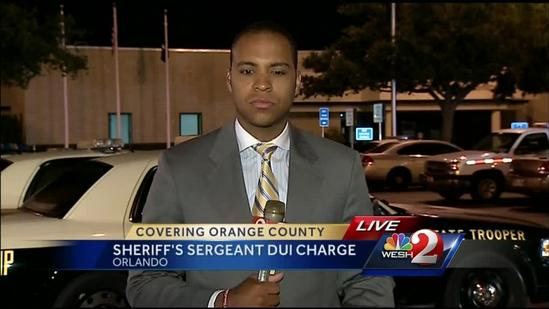 FHP: Sgt. gets DUI while driving police vehicle