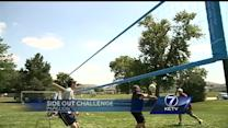 Volleyball tournament raises money for cancer research