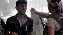 Two senators push to send weapons to Syrian rebels