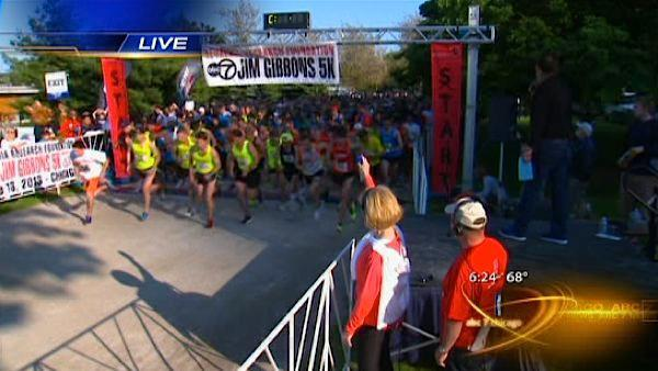 The 19th Annual ABC 7 Jim Gibbons 5K