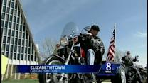Cancer patient takes last motorcycle ride