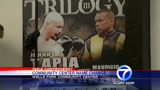 Johnny Tapia Controversy
