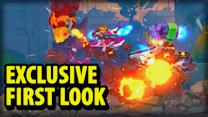 Jetpack Squad: Exclusive First Look - The MIX at GDC 2015