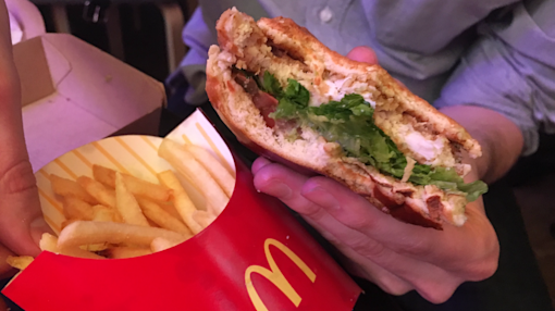 McDonald's franchisees had an ominous prediction — and now it's coming true