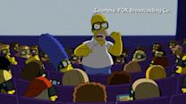 "Fox kicks off ""Simpsons"" mega marathon"