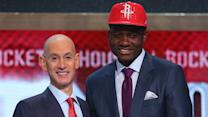 Rockets select Capela with No. 25 pick