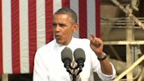 Obama calls for vote to end government shutdown
