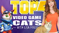 Top 5 with Lisa Foiles: Top 5 (Orange) Cats in Video Games