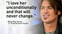 Instant Index: Billy Ray Cyrus Tweets on Unconditional Love for Daughter Miley After VMAs