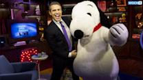 Snoopy's Latest Playground Is 'We Heart It'