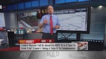 Cramer: Buy on the dip of high fliers?