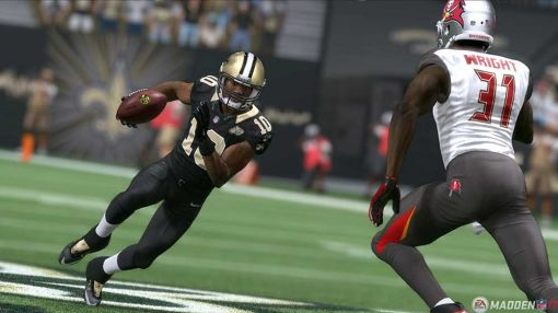 Electronic Arts Breaks Tackles, Hits New High On NFL Game Launch