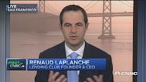 Lending Club: We're growing fast
