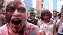 Zombie Horde Attempt World Record