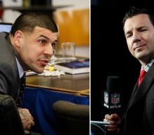 Aaron Hernandez once told Ian Rapoport if you f--- me over, I'll kill you'