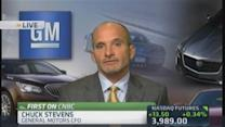 GM CFO: No cap on compensation program