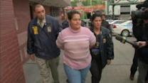 Woman accused of draining charity's bank accounts