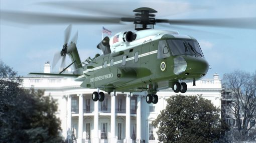 The next presidential helicopter is coming