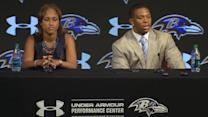 Ray Rice, wife apologize for incident