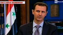 Assad: Syria will respect weapons accords