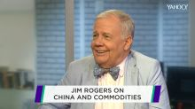 Why Jim Rogers isn't ready to give up on China, commodities or the U.S. dollar