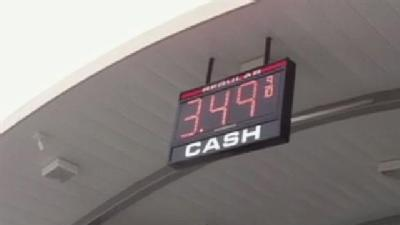 Web Extra: Gas Prices On Monday